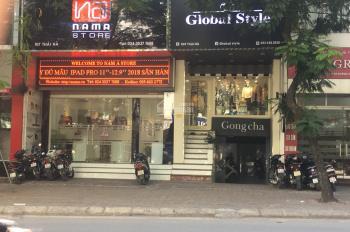 Cho thuê nhà phố 109 Thái Hà vị trí đẹp đắc địa, LH 0968252111