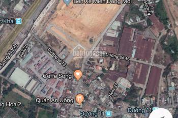 Nhà 1 trệt 1 lầu 1 tum, mặt tiền đường Hoàng Hữu Nam, Tân Phú, quận 9