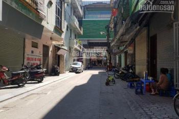 Bán đất 2 mặt thoáng ngõ 8 Quang Trung, Hà Đông, kinh doanh được, mặt tiền lớn, có vỉa hè