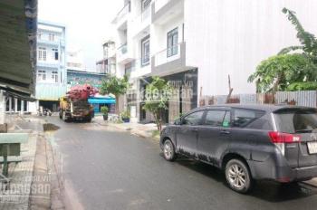 Nhà đường số 5 KDC mới Bông Sao, P5, Q8, DT: 4,5m x 16m, 3 lầu ST giá 9,1 tỷ