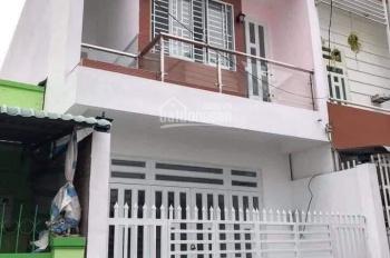 Bán gấp căn nhà 1 trệt, 1 lầu ngay chợ Bà Lát Bình Chánh, 1.4 tỷ / căn 90m2, 0934040418