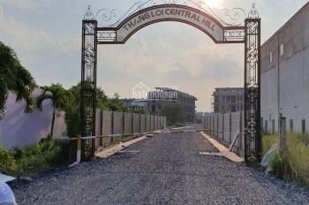 Bán đất ngay chợ Gò Đen, 200m2, giá 700 triệu, liền kề Quốc Lộ 1A, sổ hồng