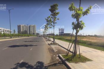 Bán đất nền đường Nguyễn Cơ Thạch, Q2, sổ hồng TC 100% gần cầu Thủ Thiêm giá 25tr/m2. LH 0774798180