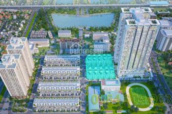 Bán gấp liền kề, Shophouse HD Mon City Hàm Nghi Mỹ Đình, DT 96m2 x 6 tầng vị trí cực đẹp giá đầu tư