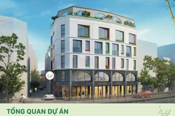 Bán nhà mặt tiền đường Kênh Tân Hóa mới xây 1 trệt, 1 lửng 4 lầu, giá 6,9 tỷ. LH 0909802388