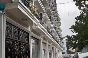 Cần bán gấp nhà chính chủ có sổ đỏ đang cho thuê giá rất tốt ngay số 9 Nguyễn Xiển, DT 90m2, 7 tầng