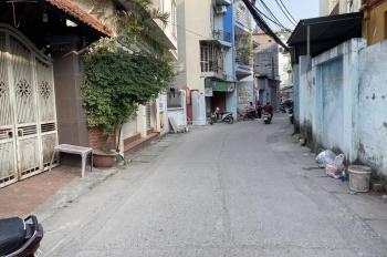 Vỡ nợ bán mảnh đất ba mặt thoáng Đông Dư, Gia Lâm, DT 75m2 ngõ ô tô tải thông thoáng, LH 0987498004