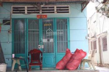 Bán gấp căn nhà nát 48m2 đường Bà Hom, Q. 6, SHR, gần siêu thị tiện KD - 0972243731