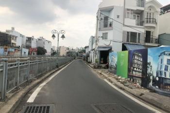 Chính chủ bán gấp nhà 3 mặt tiền Kênh Tân Hóa, Quận 6, DT 4x13m, 1 trệt, lửng, 3 lầu, ST giá 6,9 tỷ