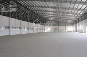 Cho thuê kho xưởng cụm công nghiệp Cầu Diễn, Nam Từ Liêm, Hà Nội, diện tích 900m2