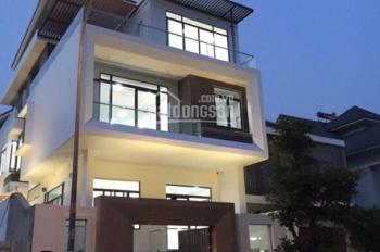 Cho thuê tòa nhà văn phòng An Phú, 5mx20m, hầm, trệt 3 lầu, nhà mới, giá 55 triệu/tháng 0906880869