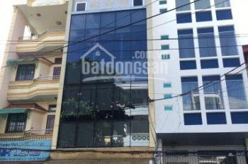 Cho thuê nhà 2 mặt tiền Phan Đình Phùng, Phú Nhuận. 80m2, trệt, 4 lầu, 72 triệu/tháng