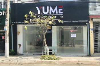 Cho thuê mặt bằng đường Ngô Quyền, Phú Cường, Thủ Dầu Một, Bình Dương từ 45 m2