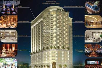 Bán căn hộ Terra Royal Quận 3, 71m2 tầng 21 2 phòng ngủ view sân bay giá 6.9 tỷ