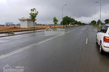 Bán đất mặt đường đôi Đồng Trúc, vị trí tiềm năng tăng giá tốt nhất Hòa Lạc,giá từ 14tr/m2