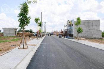 Bán đất trả góp không lãi suất, dự án KDC trong cụm KCN, DT: 5x20m - 700tr. 0982.731.476