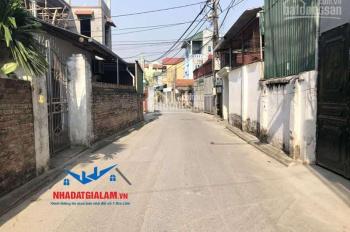 Cần bán đất thôn Cam, Cổ Bi để mua nhà ở Thạch Bàn, DT 59m2, MT 5m, hướng Đông