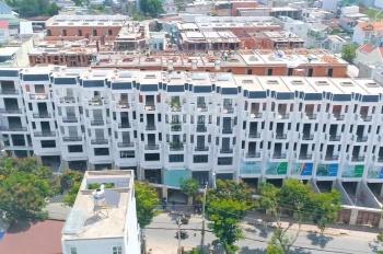 Bán nhà phố mặt tiền quận 12, ngay Ủy ban quận 12. 4,8 tỷ nhận nhà ngay