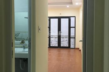 Bán nhà xây mới 4 tầng x 32m2 sổ đỏ riêng hướng Tây Bắc, phường Thanh Trì, ĐT 0973243808