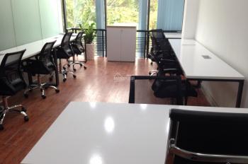 Cho thuê văn phòng full nội thất mặt tiền Nguyễn Thị Minh Khai