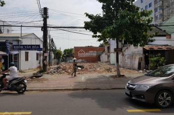 Cần bán hoặc cho thuê đất mặt tiền đường Nguyễn Thị Minh Khai (gần ngã tư giáp Nguyễn Đáng)