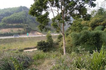 Bán 1000m2 sổ đỏ mặt đường Hòa Lạc - Hòa Bình, MT 20m, giá 7,5 tỷ chỉ 40 phút về Hà Nội