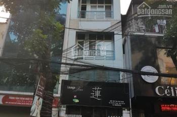 Cho thuê nhà mặt phố 38A Triệu Việt Vương, 86m2 x 5T, MT 5m, 50tr/th, khách cũ lounge Nhật hết HĐ