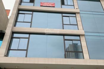 Chính chủ cho thuê nhà mặt phố Vũ Phạm Hàm - Yên Hòa. DT 140m2 x 6 tầng - 85tr/tháng, 0985030081