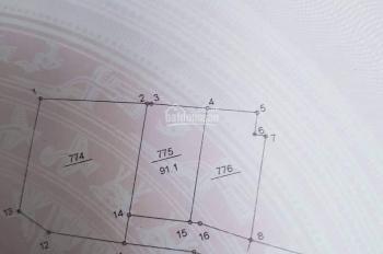 Bán lô đất công nhân bên cạnh trường tiểu học Phúc Thắng - Giá chỉ 735tr - LH: 0962.115.839