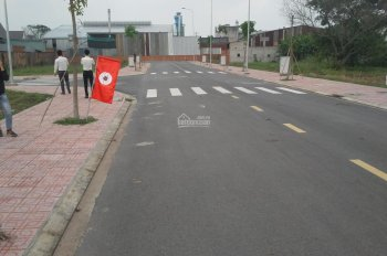 Bán đất MT Vĩnh Phú 38 BD, ngay KDC Vĩnh Phú 2, sổ sẵn, đất thổ cư, GPXD 100m2/900 triệu 0901101869