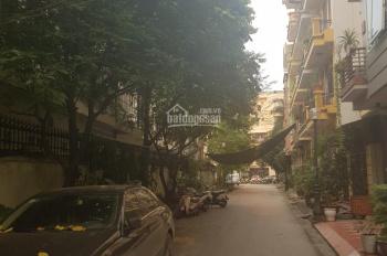 Bán nhà 4 tầng ngay khu liền kề Nghĩa Đô, Nguyễn Văn Huyên gần chùa Hà