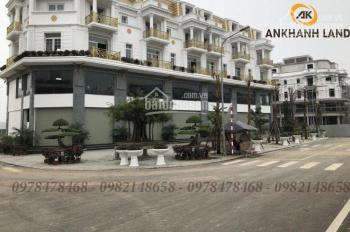 Văn phòng BĐS Ankhanh Land chuyên cho thuê liền kề - biệt thự- shophose khu A-B-C-D Geleximco