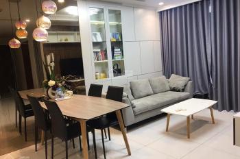 Cho thuê CH Landmark 4 Vinhomes Bình Thạnh. 84m2, 2PN, nội thất full giá 25,454 tr/th bao phí QL
