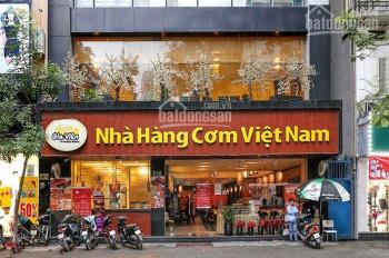 Cho thuê nhà MP Tây Sơn 400m2, mặt tiền 13m, giá thỏa thuận, nhà thông, riêng biệt. LH: 0936.287366
