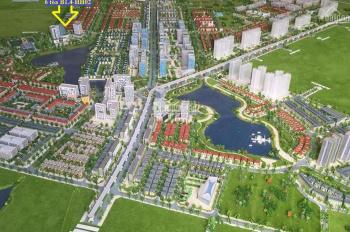 Bán đất liền kề Thanh Hà giá 2 tỷ6 đường 14m, 3 tỷ đường 17m. LH: 0988643829