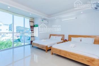 Cho thuê khách sạn mới xây Khu Á Châu 16 Phòng có thang máy ( Hình Thật Khách Sạn )