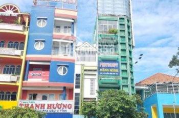Cho thuê gấp nhà mặt tiền vị trí đắc địa Nguyễn Văn Cừ, P1, Q5, TP HCM, làm văn phòng, cafe, spa