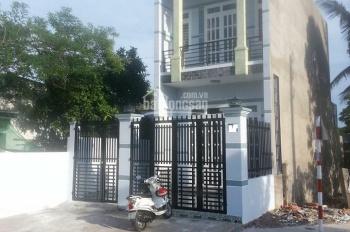 Nhà MT KDBB, sát chợ Xuân Thới Thượng, DT 6x20m, 1 trệt 1 lầu, đường thông xe tải Phan Văn Hớn DKC