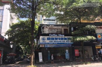 Chính chủ bán gấp lô góc nhà mặt phố Trung Hòa, quận Cầu Giấy, Hà Nội, 0946461166