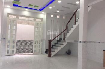 Bán nhà mới 1 lầu gần mặt tiền đường Phạm Thế Hiển Phường 7 Quận 8