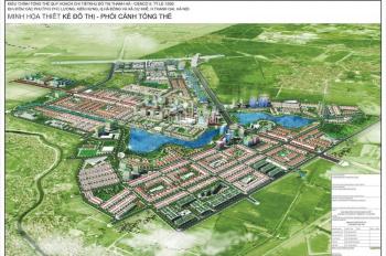 Biệt thự KĐT Thanh Hà Mường Thanh, LH: 0904613821