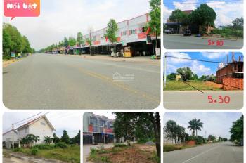 Cho con đi học bán 2 lô đất đường lớn, gần chợ Mỹ Phước 3 giá 800 triệu. LH 0934.596.380