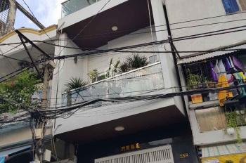 Bán nhà mặt tiền Minh Phụng, Phường 9, Quận 11. 4x14m, 2 lầu, thuận tiện kinh doanh