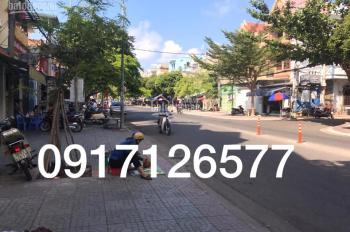 Bán đất có nhà C4 mặt tiền đường Trương Công Định VT. Hướng Đông Nam, DT 6,3m x 31, giá 18 tỷ