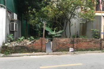 Bán mảnh đất 180m2 đường trục chính mặt phố Bắc Cầu, Ngọc Thụy, Long Biên