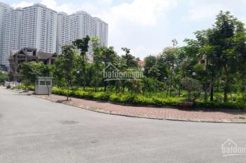 Bán đất tại bán đảo Linh Đàm, 140m2, lô vị trí đắc địa, cạnh VP6, SĐCC, 75 tr/m2