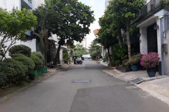 Cho thuê nhà An Phú An Khánh, đường Bùi Tá Hán, DT 4x20m, 1 trệt, 3 lầu, 5 phòng, giá 26 triệu