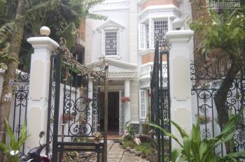 Cho thuê nhà mặt phố đường Nguyễn Văn Hưởng: 6x25m, trệt, 2 lầu, 3PN, giá 47 tr/th. Tín 0983960579
