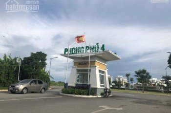 Đất nền KDC Phong Phú 4 đường Tân Liêm giá 2.5 tỷ/100m2, sổ riêng thổ cư 100%, 0901.271.730 gặp Ý