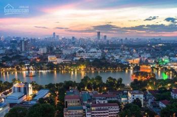 Mở bán căn góc tầng cao view trọn hồ 7 mẫu dự an HDI Tower, 55 Lê Đại Hành, DT 116m2, 78,4 tr/m2